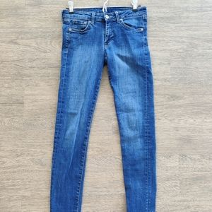 H&M Skinny Low-Waste Jeans